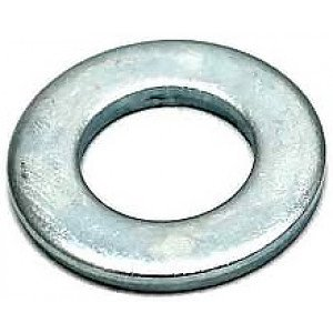 flat-washers-zinc-plated