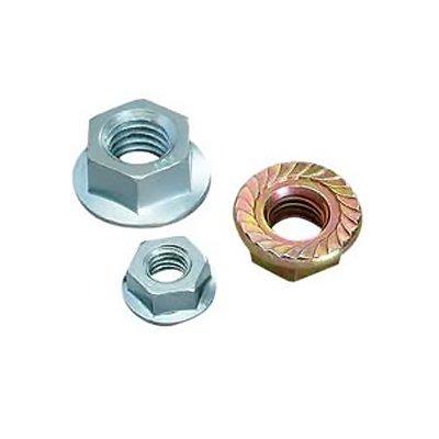 unc-hex-flange-nuts-zinc